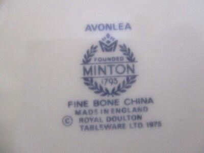 """MINTON AVONLEA CUP /& SAUCER 3/"""" x 3 1//2/"""" 1001G"""