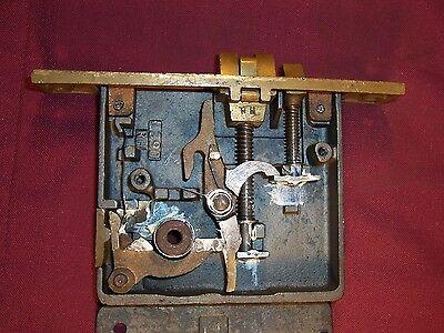 Antique Corbin Grip Lever Victorian Mortise Lock 10