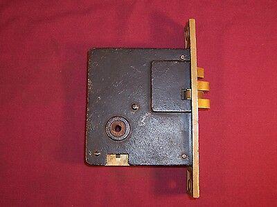 Antique Corbin Grip Lever Victorian Mortise Lock 6