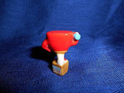 MEN Mini Figurine French Porcelain FEVES Figure Mister LITTLE MISS HELPFUL Mr