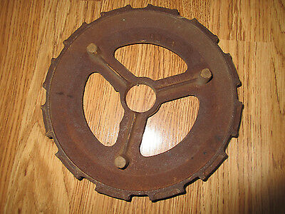 * Vintage Cast Iron Farm Seeders - Perfect for Re-Purposing - Steampunk 3