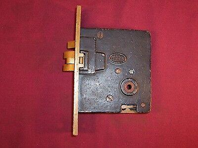 Antique Corbin Grip Lever Victorian Mortise Lock 7