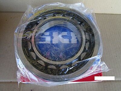 SKF NU 224 ECP C3, NU224 Cylindrical Roller Bearing (FAG, SNR)
