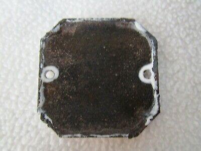 Ersatz-Kassen altes Schild 4x4cm Emailschild Email Schubladenschild Apotheke 8