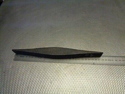 Altes antikes Werkzeug SILBERSTAHL 7