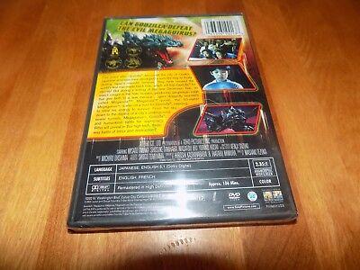 GODZILLA VS MEGAGUIRUS Sci-Fi Japanese Monster Classic Widescreen DVD SEALED NEW 2