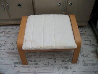 Phenomenal Handmade Cover For Ikea Alme Poang Chair Stool Orla Kiely Ibusinesslaw Wood Chair Design Ideas Ibusinesslaworg