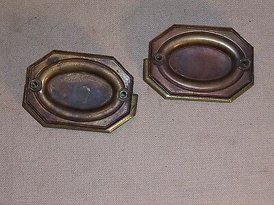 Antique Drawer Pull Handle Ornate Victorian Replacement Part Hardware Dresser 5