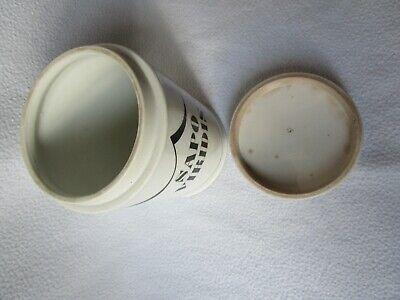 altes Apotheker Porzellangefäss Labor-Porzellan Kruke Standgefäss Sapo Viridis 4