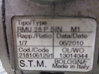 CARPANELLI M63b4 .25HP ELECTRIC MOTOR W// RMU 28 P SIN M1