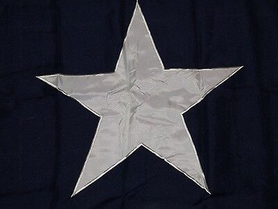 3x5 Embroidered Bonnie Blue 600D 2ply Nylon Flag 3/'x5/' Grommets
