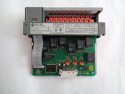 allen bradley slc 500 1746 a7 7 slot rack w power supply 5 02 cpu rh picclick com