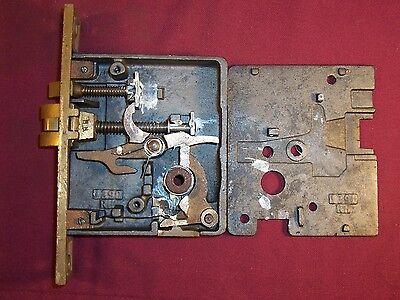 Antique Corbin Grip Lever Victorian Mortise Lock 9