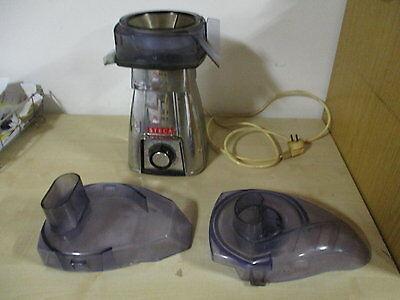 Extraña Licuadora Antigua Marca Steca Con Origen Suizo / Strange Old Brand