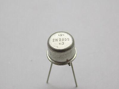 PNP Si 40 V 2N4402 600 mA SMALL SIGNAL TRANSISTOR 100 PCS PNP SIL TO-92