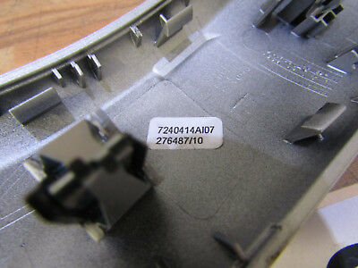 Blende Zuziehgriff satinsilber rechts 1er 2er Original BMW 51417240414