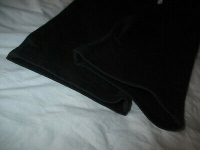 Calvin Klein Black Jeans Trousers Unusual Front Fastening Size 26 W28 L27 12