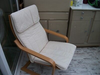 Pleasant Handmade Cover For Ikea Alme Poang Chair Stool Orla Kiely Ibusinesslaw Wood Chair Design Ideas Ibusinesslaworg