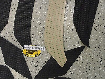 W//3m HT811 Black Hydro-turf mat Kit SEA-DOO SPARK 3 SEATER 14-18