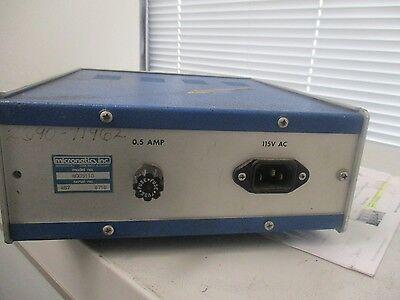 Micronetics Modèle: Nod 5110 Bruit Générateur < 2