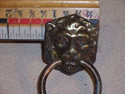 Antique Drawer Pull Handle Ornate Victorian Replacement Part Hardware Dresser 3
