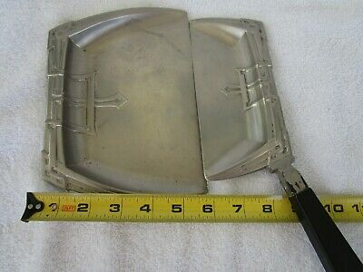 2 Piece Set [ Royal Rochester ] Crumb Catcher Dust Pan Table Butler Sweeper Tray 7