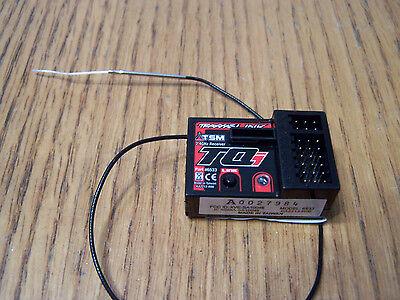 Traxxas TQi Bluetooth 2.4ghz 2ch Radio 5ch TSM Link Receiver Emaxx Slash Rustler