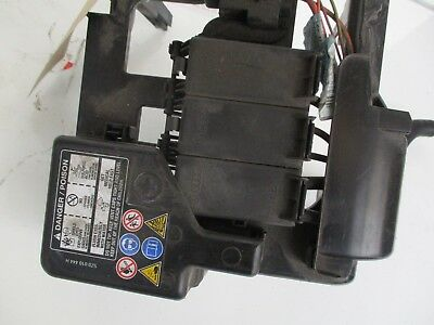 genuine vw polo skoda fabia seat battery fuse box p/n:6q0915345a 2