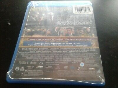 MIB 3 Men In Black 3 Blu-Ray + DVD brand new canadian bilingual sealed 2