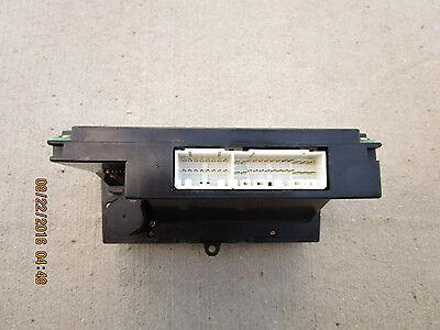 07-08 HYUNDAI TIBURON BASE GT GTP SE GS A//C HEATER CLIMATE TEMPERATURE CONTROL