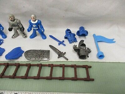 Fisher Price Imaginext Eagle Talon Castle Knights Shields Weapons Pick 1 PART