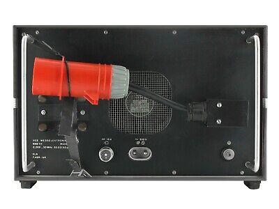 NNB 111 9kHz-30MHz Network Equivalent VEB MESSELEKTRONIK GDR RFT 4