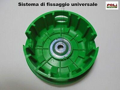 """Testina Decespugliatore Active 120 Universale """"Batti E Vai """"Pomolo In Acciaio 3"""
