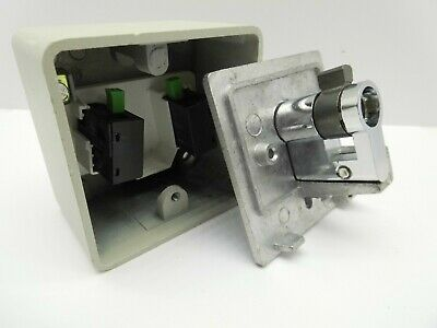Roller shutter key switch with 3 keys GEB EQUIVALENT RPLACEMENT