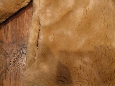 Z. Kids age 4 girls faux fur beige light brown jacket GAP size xs Smart CASUAL 8