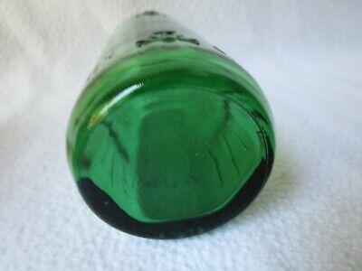 alte Apothekerflasche Giftflasche Totenkopf Gift-Flasche grün 25cl Poison Veleno 7