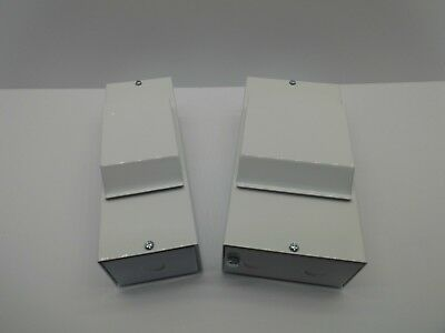 Esr Me2, Me4 2, 4 Ip40 Modular Metal Clad Enclosure Unit Din Rail Earth Bar 2