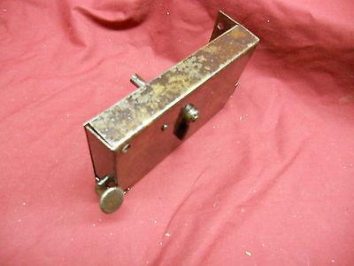 Primative flush lockbox 3