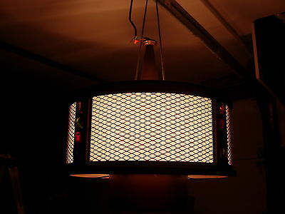 Vintage Church Light From 1952 Era 5