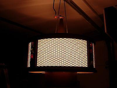 Vintage Church Light From 1952 Era