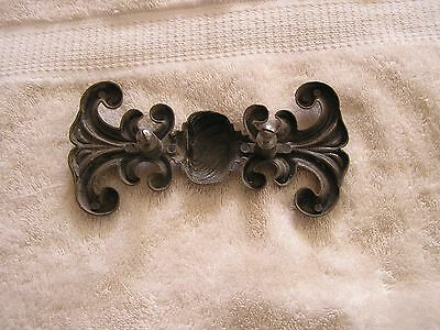 Vintage Ornate Drawer Door Handle 2