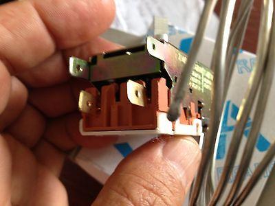 Universal Two Door Cyclic Fridge Termostat Kit Westinghouse Kelvinator Hoover 5