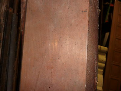 """salvaged 100'+ POPLAR cove CROWN molding 6.75"""" wide x 1"""" thick 5"""