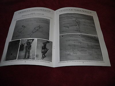 Band Sawmill Plans Build It Yourself Complete Instructions View
