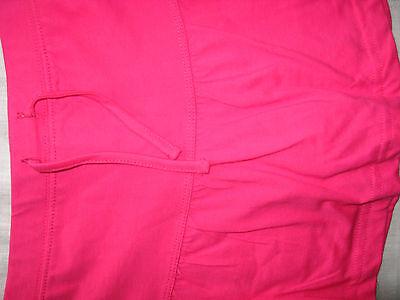 NEW GIRLS CLOTHES KYLIE M&Co RARA SKIRT SHORTS SKORT CERISE PINK AGE 13-14 YEARS 7