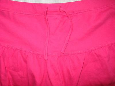 NEW GIRLS CLOTHES KYLIE M&Co RARA SKIRT SHORTS SKORT CERISE PINK AGE 13-14 YEARS 3