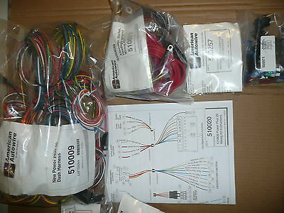 american autowire power plus 20 510008is street rod hot universal american autowire power plus 20 510008is street rod hot universal wiring harness 2