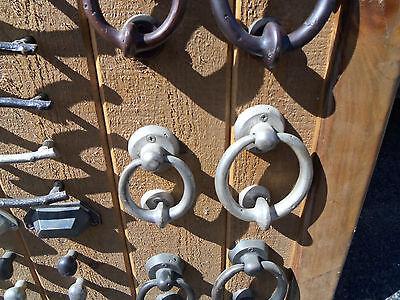 Old Emtek Bronze Door Knockers Drawer Pulls Drawer Knobs About 27 x 27 Inches 5