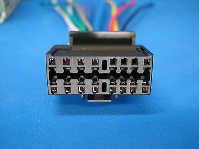 100pcs sony 16 pin radio wire harness car audio stereo power plug 100pcs sony 16 pin radio wire harness car audio stereo power plug 4