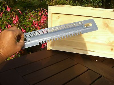 Bee Hive sliding Mouse guard / Travel gate for National hives
